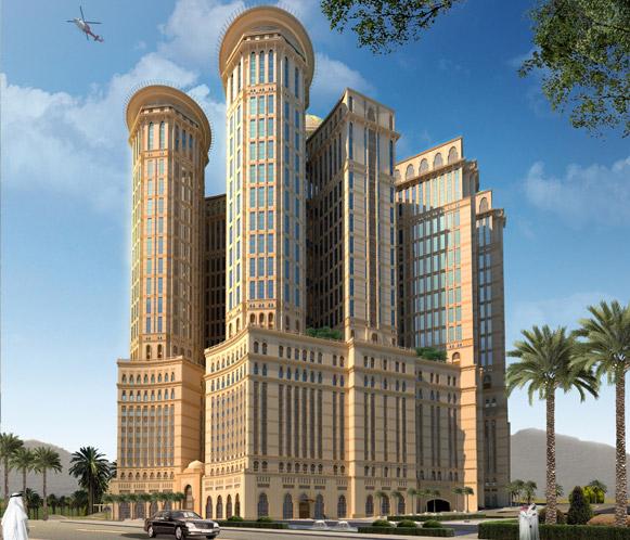 بزرگترین هتل