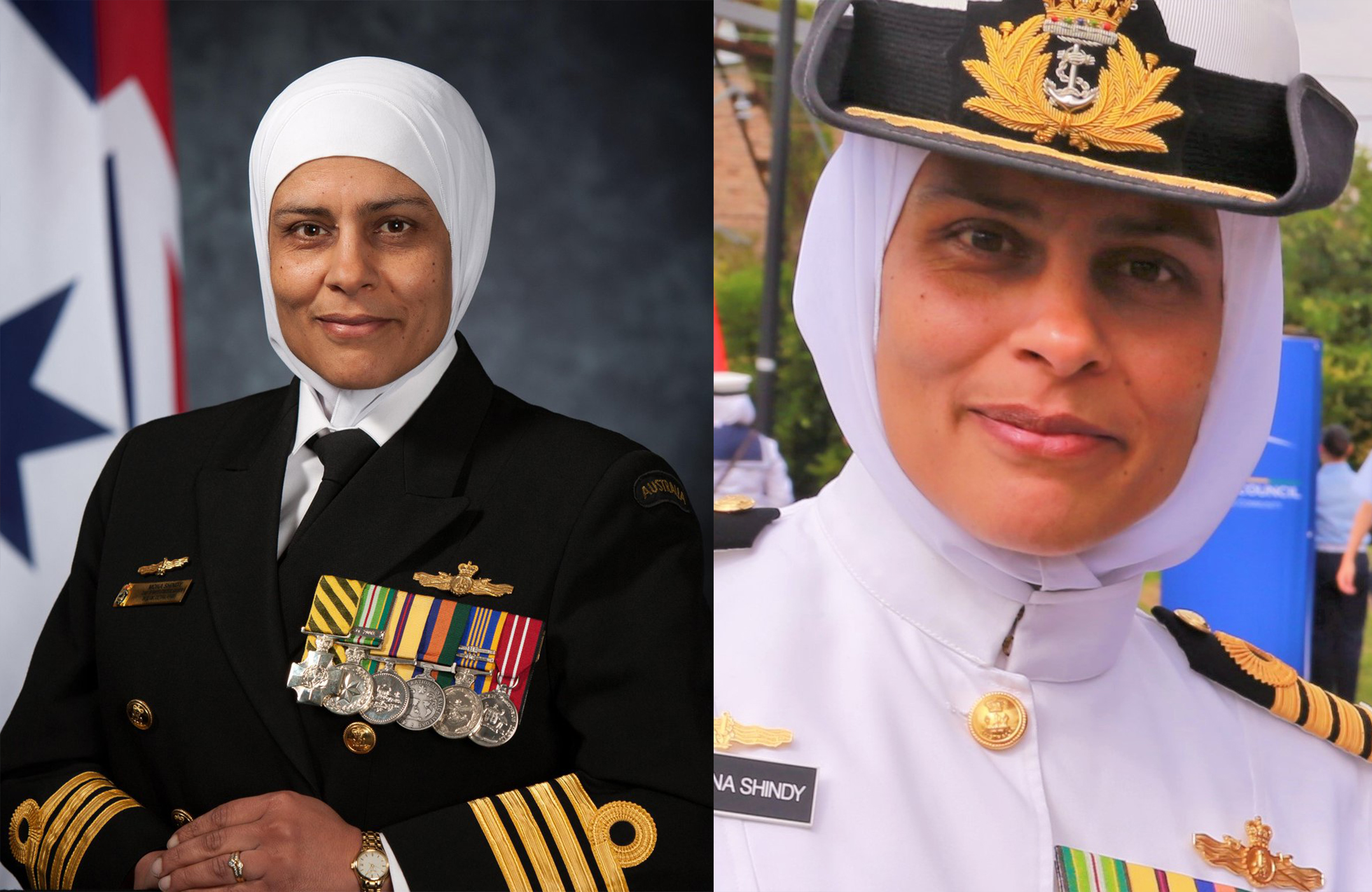 Australia's First Hijab Wearing Muslim Captain and ...