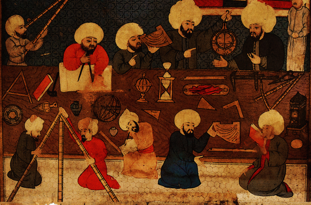 an analysis of christianity and islam in the middle ages The islamic world was far ahead of the western world in the middle ages  later  on, in the 11th century, in toledo in spain, these arabic translations were put into  latin and circulated all over christian  doctors had to pass an examination.