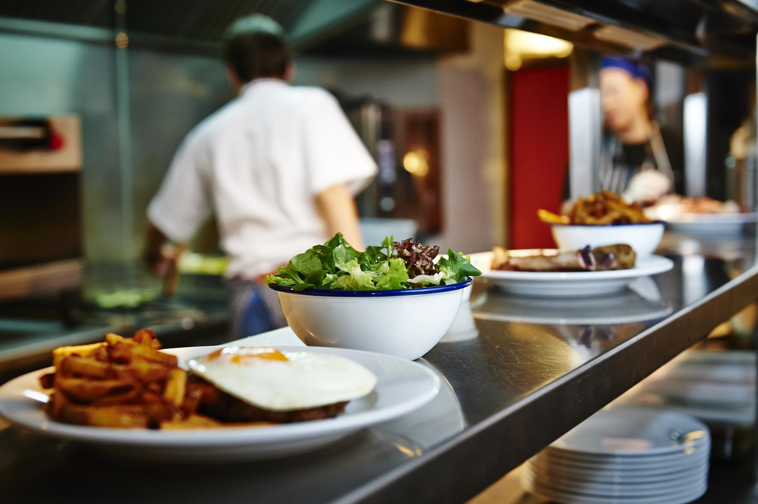 Restaurant Kitchen Wallpaper restaurant | free here