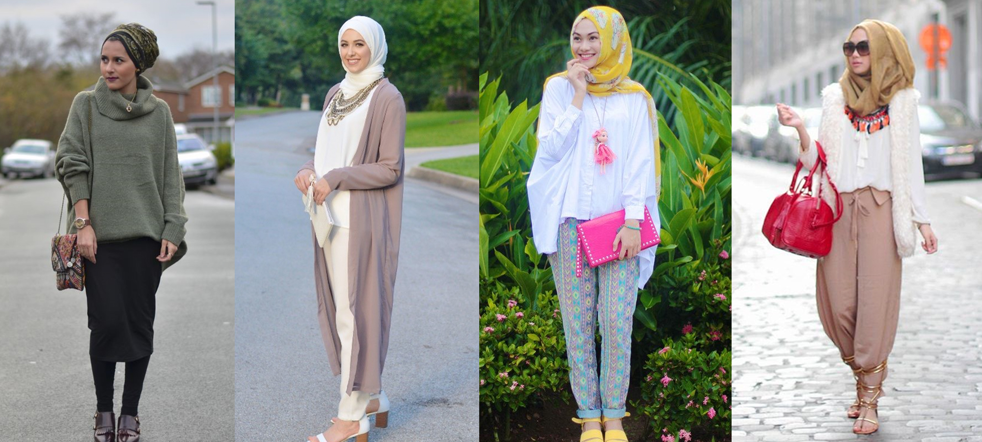 The Modest Fashion Revolution: 8 Muslim Fashion Bloggers To Watch