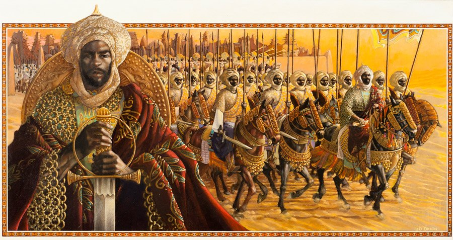 A Deeper Look Into The Life Of Mansa Musa – The Richest Human ...