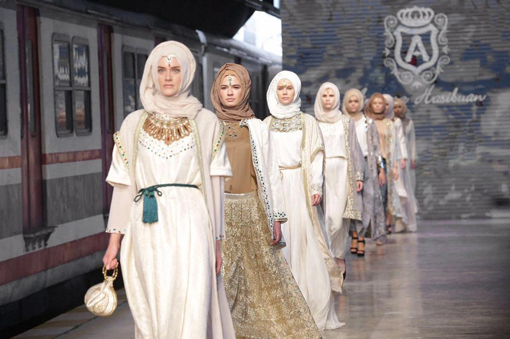 Let S Look Back At The Modest Fashion Week In Istanbul