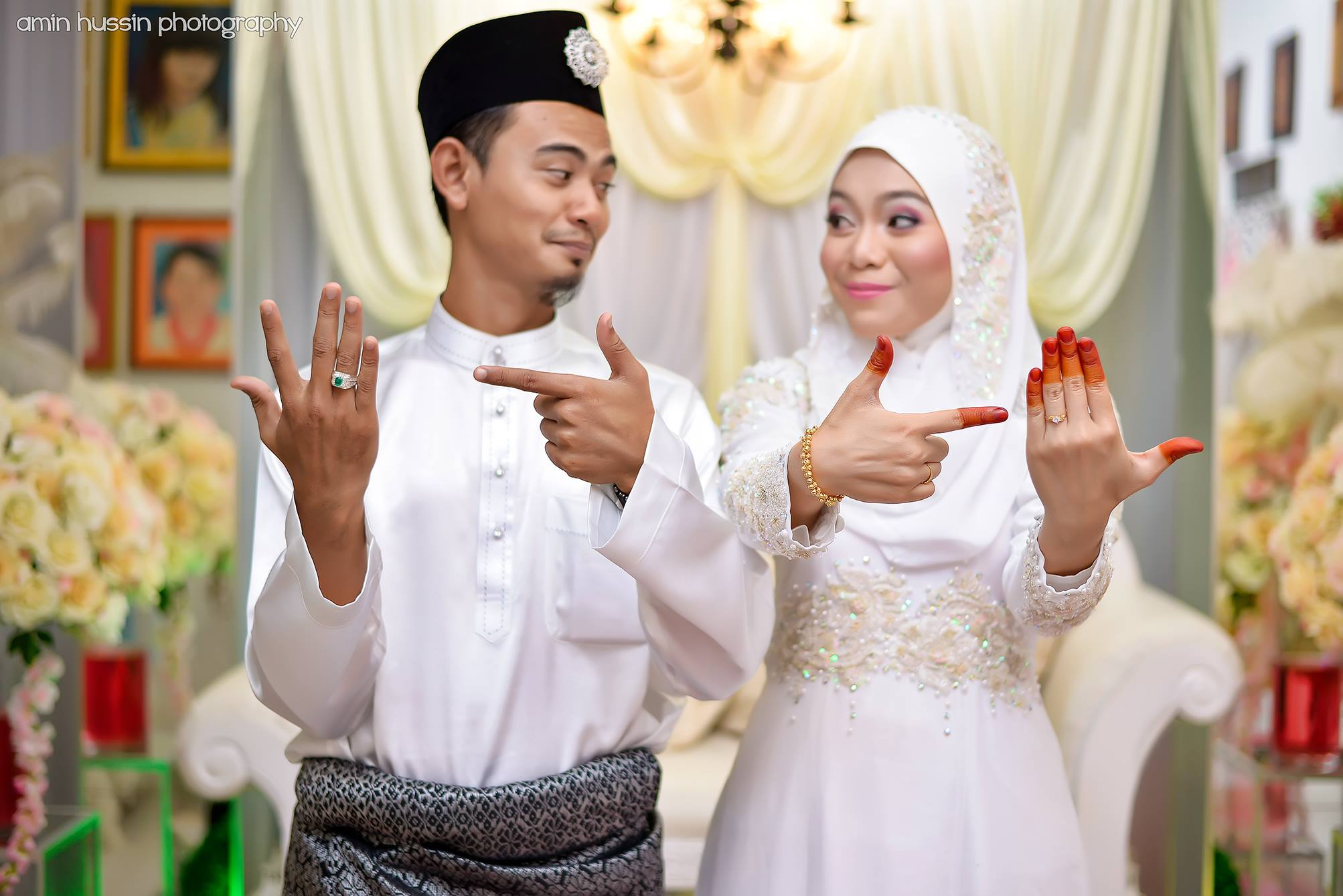 7 Quirky Wedding Traditions Around The World: 7 Beautiful Muslim Wedding Customs Around The World