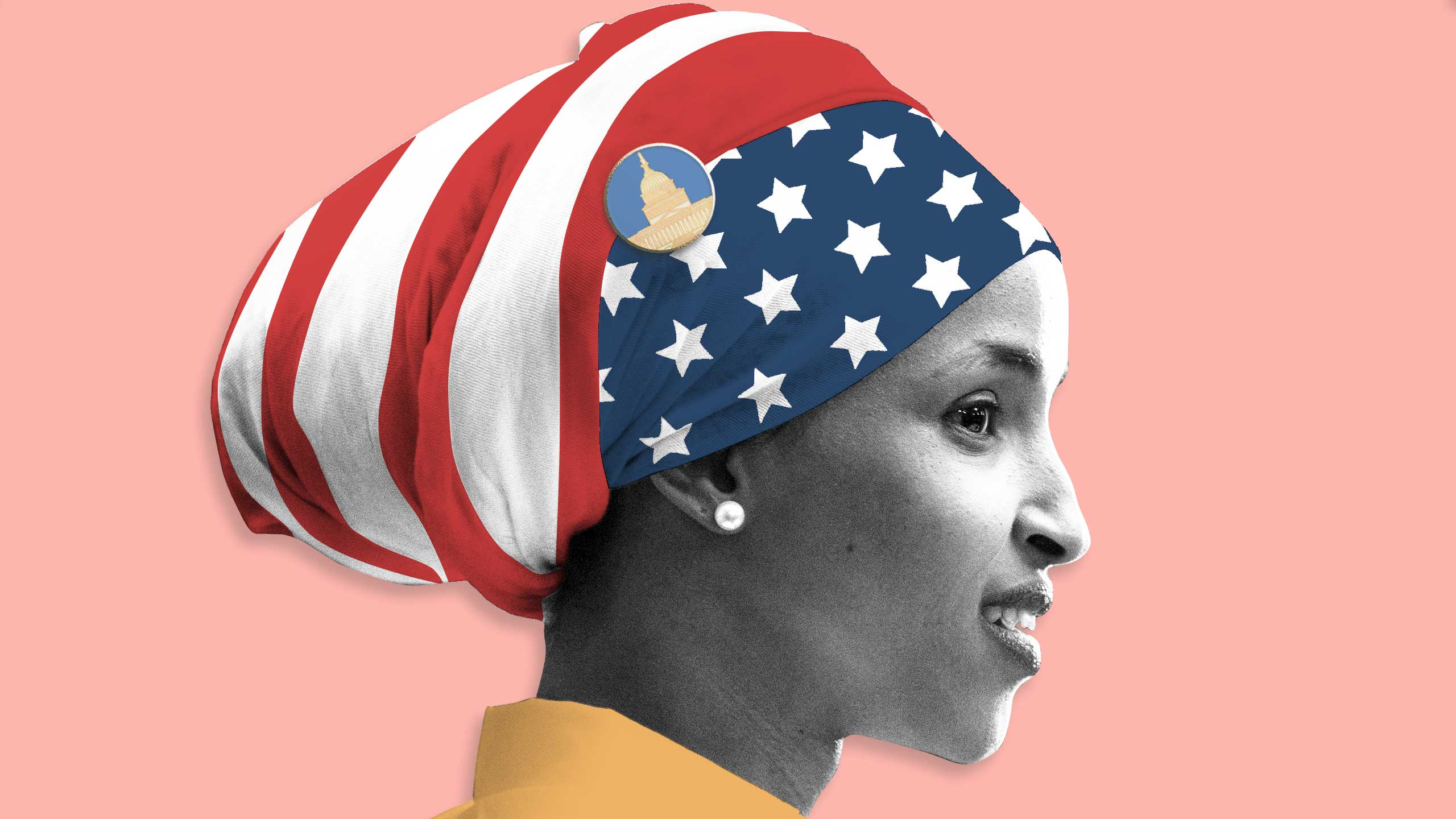 ilhan omar is being attacked because of criticizing the